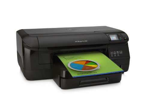 HP Officejet Pro 8100 Tintenstrahldrucker - 2