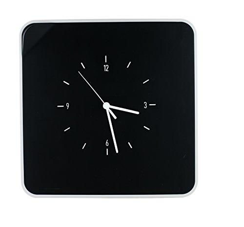 PAPERFLOW Schlüsselkasten ´multiBox´, mit Uhr, schwarz