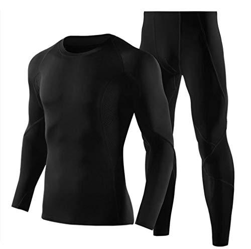 sen für Männer, Sportanzüge für Männer, schnell trocknende Trainingskleidung, Lauftraining, elastische Kompressionskleidung (Farbe : 5, größe : XL) ()