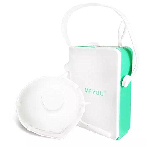 Tragbare Sauerstoffkonzentrator-Maschine/moderner mini tragbarer Sauerstoffgenerator mit Masken und Kopfhörer- / Sauerstoff-Maschine mit Akku für Haus, Reise, Auto durch Express Panda® - Express Akku