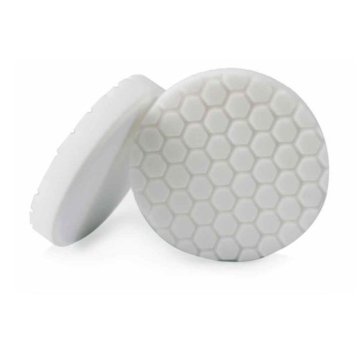 gic 16,5 cm weiß Light Medium Polishing Pad Polierschwamm weiß Ø165 mm (Chemical Guys Polishing Pad)