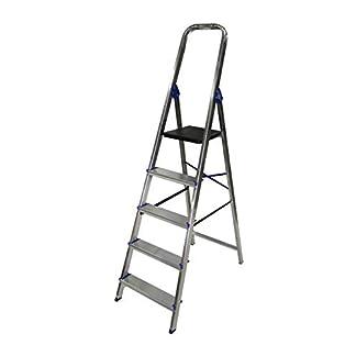 Escalera domestica de aluminio Altipesa