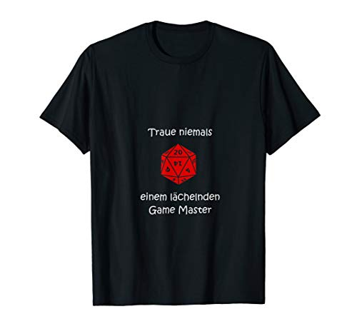Dungeon RPG und Game Master Shirt - Master Rpg Game