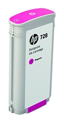 HP 728 F9J66A Cartouche d'encre d'origine Magenta