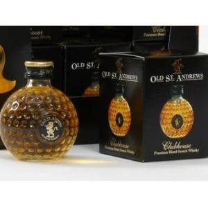 Old St. Andrews Clubhouse Whisky-Miniatur