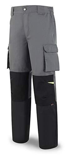 Marca SERIE-PRO - Pantalon tergal talla 62-64 gris