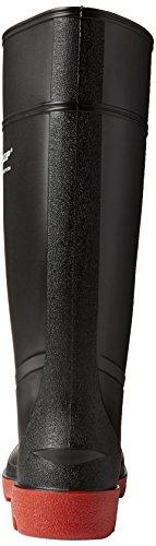 Dunlop , Bottes en caoutchouc mixte adulte noir