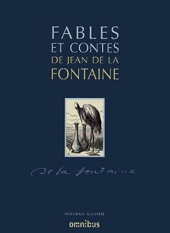 Fables et contes de Jean de La Fontaine