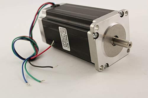 Nema 23 Schrittmotor 57BYGH115-003B (Doppelte Wellen-motor)
