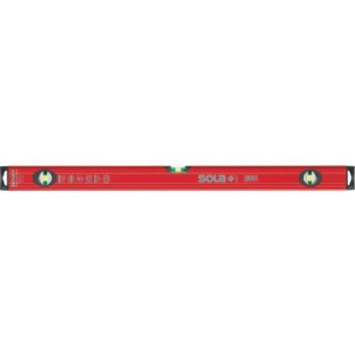 Sola Wasserwaage Aluminium BIG RED3, 180cm mit 2 Handgriffen