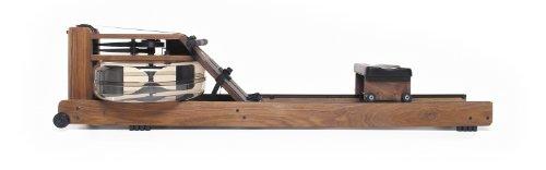 Water Rower Rudergerät Nussbaum mit S4 Leistungsmonitor, 210x56x53 cm