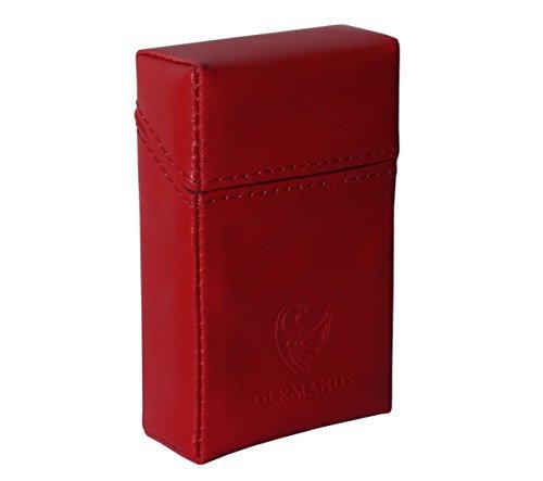 Zigarettenbox Golden Zigarettenschachtel Packungsetui Zigarettenetui,