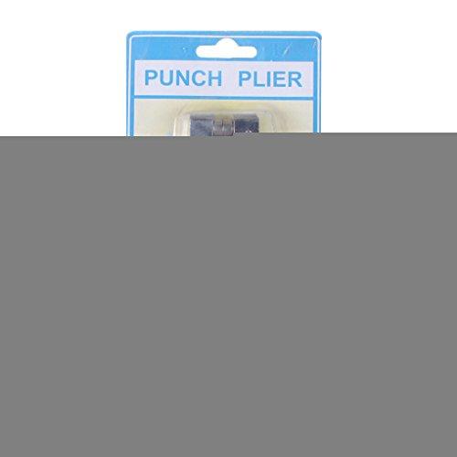 LUFA Occhiello Grommet Pinze Impostazione Kit d'acciaio di foratura Occhiello Setter