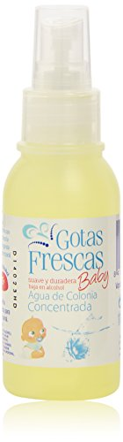 INSTITUTO ESPAÑOL - GOTAS FRESCAS BABY eau de cologne 80 ml - Damen
