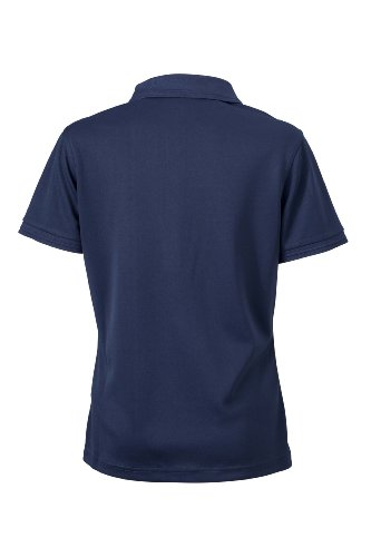 Ladies' Active Polo im digatex-package Navy