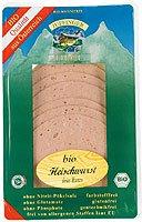 Juffinger Bio Fleischwurst fein (6 x 100 gr)