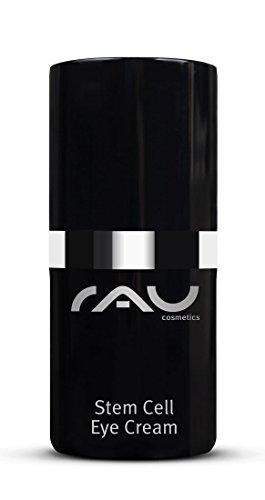 Antifalten Augencreme mit Hyaluronsäure und Stammzellen - RAU Stem Cell Eye Cream 15 ml