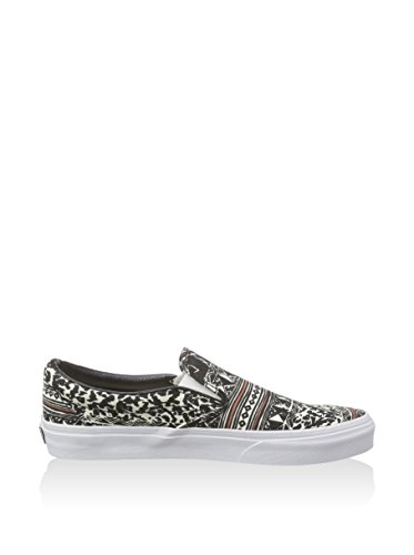 Vans CLASSIC SLIP-ON Classics tribal black true white tribal black true white