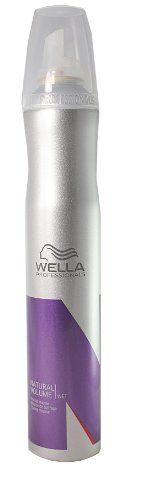 Wella Professional Wet unisex, Natural Volume Styling Mousse strong, 300 ml