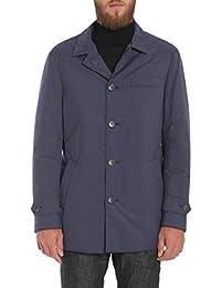 Brunello Cucinelli Giacca Outerwear Uomo MM4596357CB404 Poliammide Blu d435d62827e