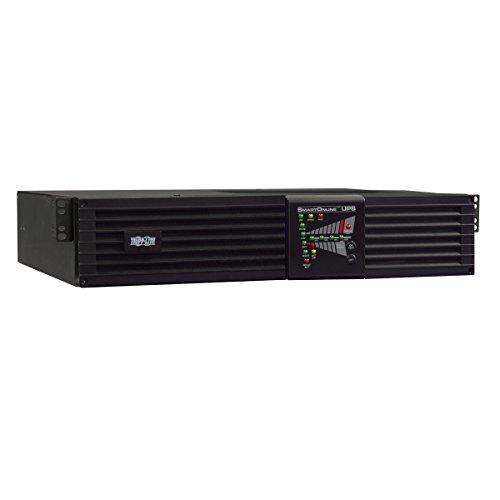 Tripp Lite SmartOnline, 3kVA Double-conversion (Online) 3000VA Rackmount