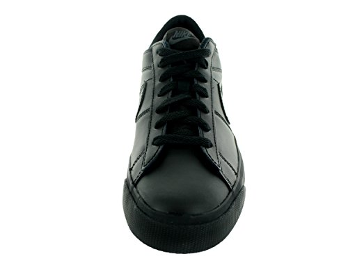 Match Supreme Chaussures en cuir Black/Blk/Gm Lght Brwn/Anthracite