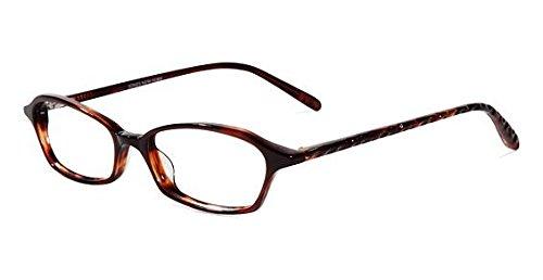 jones-new-york-montura-de-gafas-j220-marron-49mm