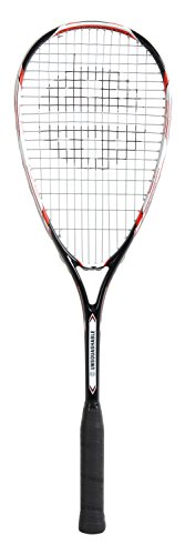 Unsquashable Squash-Schläger CP 706, black-red-white, 2016, 296274