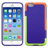 Best Mybat Iphone 6 Case Purples - MyBat Gummy Cover for iPhone 6 - Retail Review