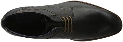 Bugatti 311217021000, Bottes Classiques Homme Noir (Schwarz 1000)