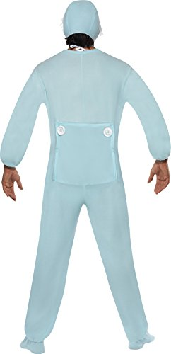 Imagen de smiffy's  disfraz de bebé para hombre, talla m 40  42  28602  alternativa
