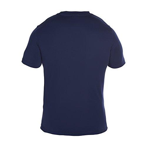 CANTERBURY Herren CCC Logo T-Shirt Blau - Blau