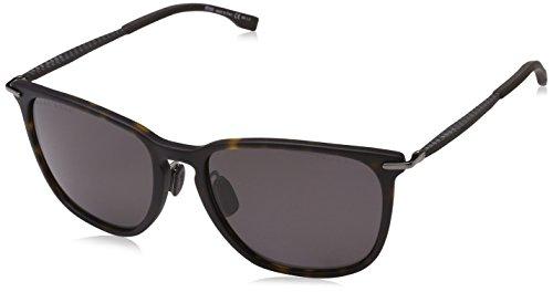 BOSS Hugo Herren 0949/F/S M9 N9P Sonnenbrille, Braun (Matt Havana Grey), 58