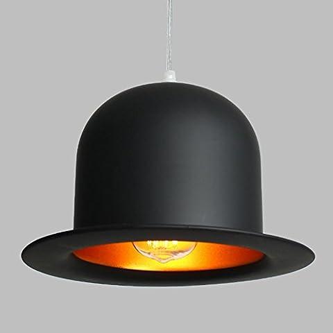 CAC Moderno e minimalista lampadari British Hat lampadari cappelli Creative Chanderlier luce apparecchio di illuminazione Ristorante Bar Le luci del corridoio