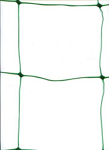 Warkhome rete per rampicatnti 1.7 x 4 metri rete in plastica per piante rampicanti