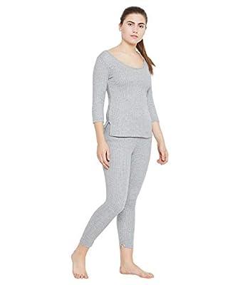 Neva Upper Thermal for Women (OMS11- Grey)