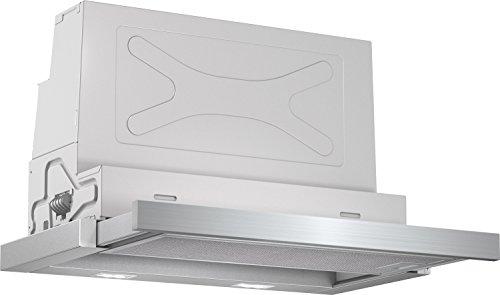 Bosch Serie 4 DFS067A50 - Campana (740 m³/h, Canalizado/Recirculación, A, A, B,...