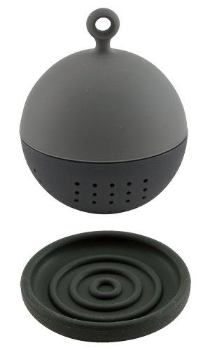 Floating Tea Strainer - Black