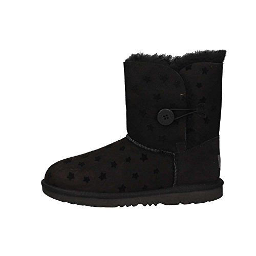 Ugg® Bailey Button II Stars Infants Boots Noir