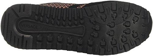 Versace Jeans Ee0vpbsd1_e75583, Sneaker a Collo Basso Donna Multicolore (Emh6)