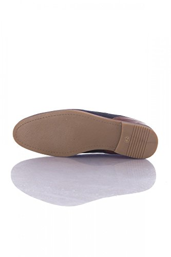 Schuhe Redskins Schnürschuh Arfi Marineblau Blau - blau