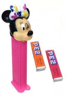 pez-minnie-mouse-clubhouse-edition-on-blister-card-with-3pack-refill-by-pez-candy