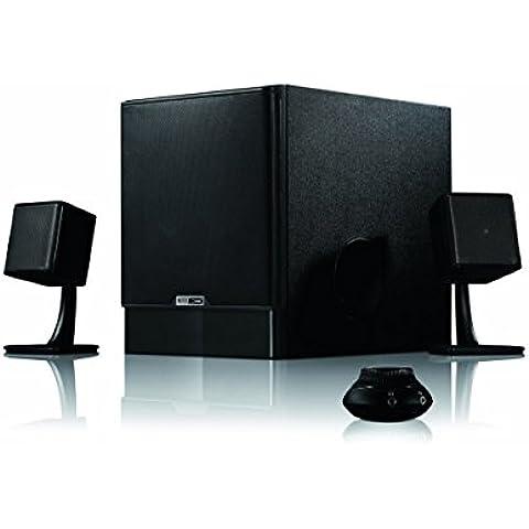 Altec Lansing Phantom altavoz multimedia 2.160W negro