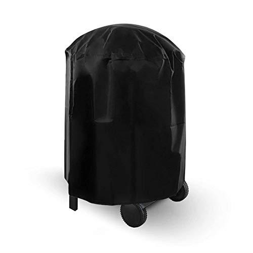 Queta Housse de Protection pour Barbecue étanche 71,1 x 71,1 cm, résistant aux UV et à l'eau, résistant à la décoloration, résistant aux déchirures.