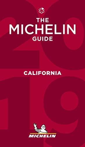 Michelin Guide California 2019: Restaurants (Michelin Red Guide)