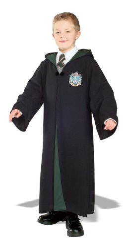Kinder-Kostüm Slytherin Harry Potter TM Deluxe - 3-4 Jahre