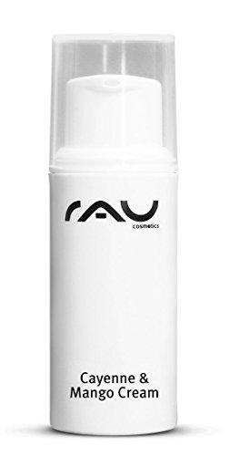 RAU Cayenne & Mango Cream 5 ml - hocheffektive Anti-Aging-Pflege