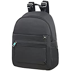 SAMSONITE Move 2.0 Secure - Backpack Mochila Tipo Casual, 34 cm, 15 Liters, Negro (Black)