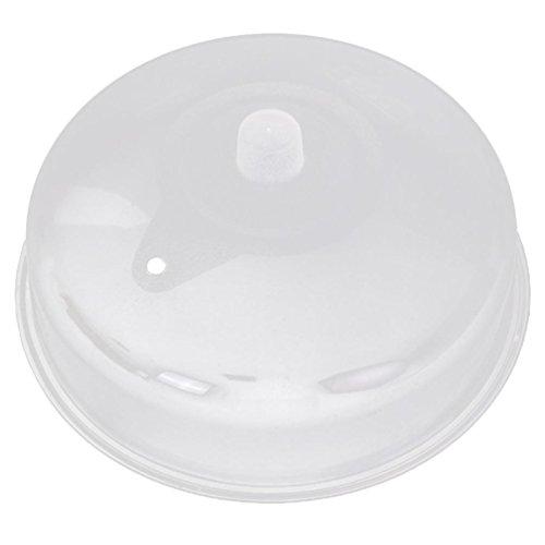 Mikrowellen-Abdeckhaube,Jaminy Mikrowelle Essen Deckel GelÜFtet Deckel BelÜFtung Schutz Sauber Teller Spritzschutz (C-Größe)