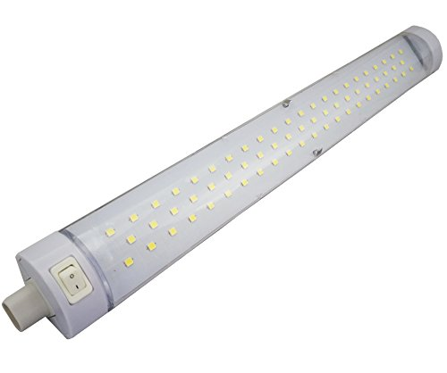 JustLED-Main-Operated-Linkable-LED-Undercover-Light-240Vac45W380lm330mm-Linkable-Canbinet-Strip-LED-light-Day-Light6000k-Use-for-Kitchen-Under-Cabinet-Counter-Cupboard-Wardrobe-Bookshelf-Closet-Stairs